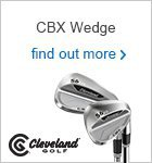 Cleveland CBX Wedges